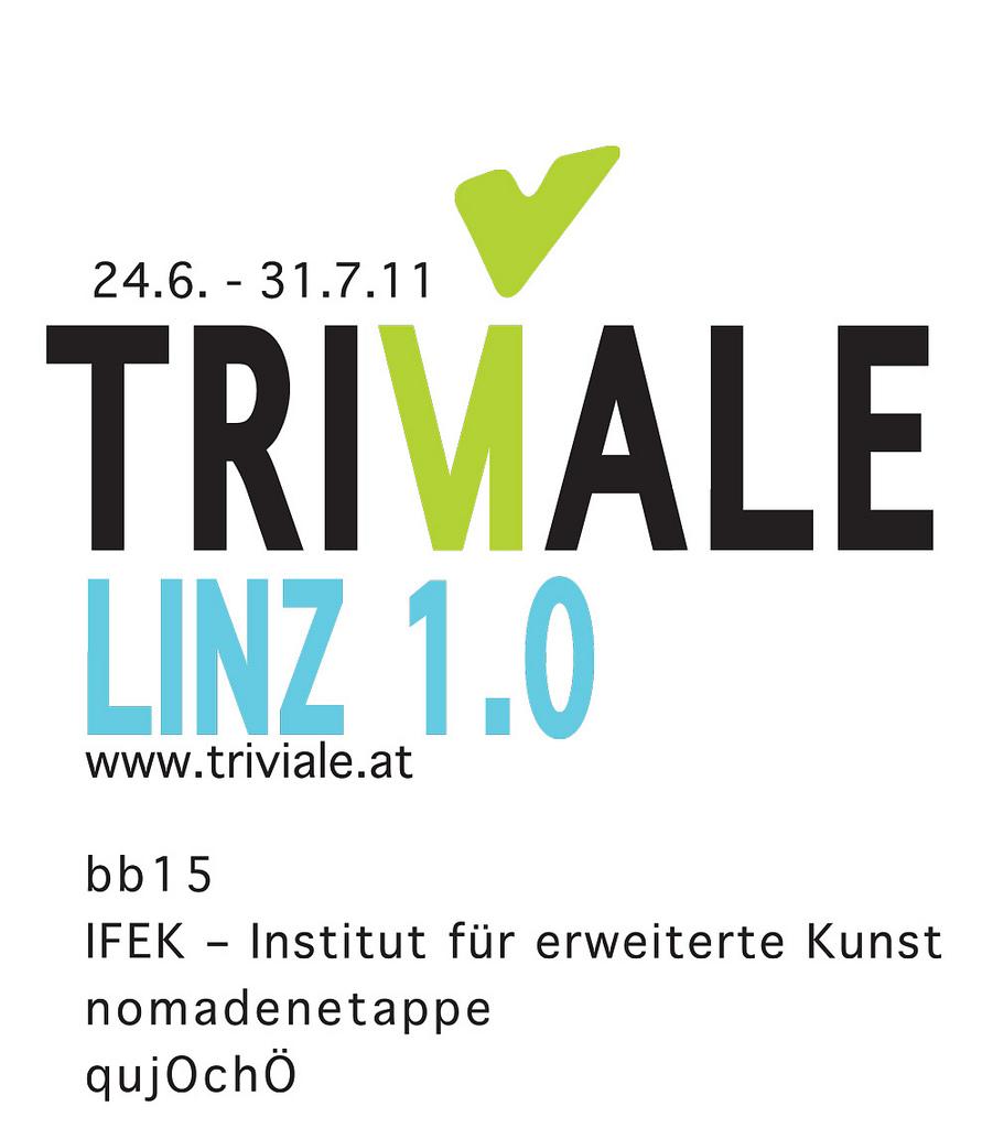 triviale 1.0 flyer